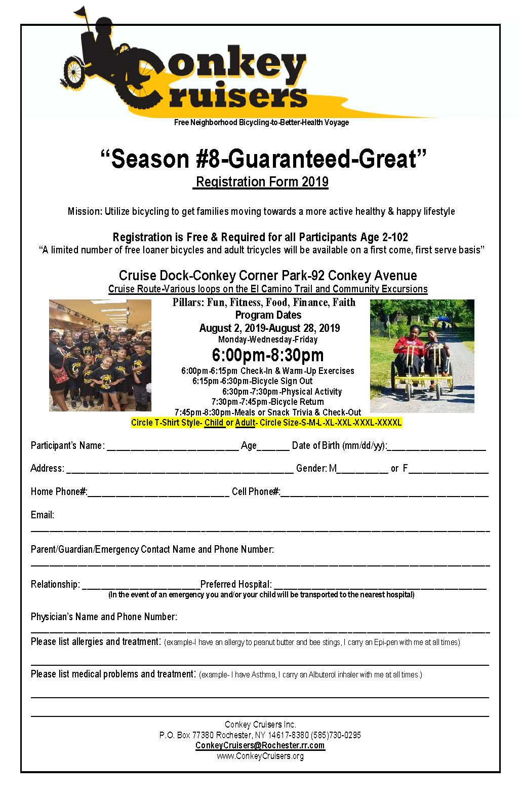 Conkey Cruisers Registration Form 2019_Page_1